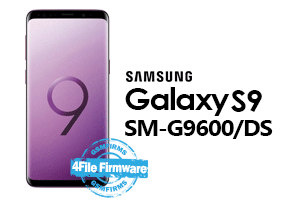 samsung s9 g9600/ds stock firmware