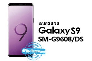 samsung s9 g9608/ds stock firmware