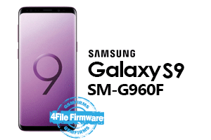 samsung s9 g960f stock firmware