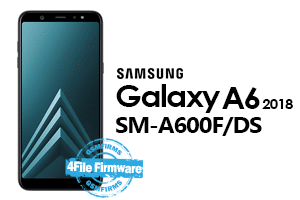 samsung a6 2018 a600f/ds stock firmware