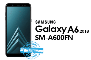 samsung a6 2018 a600fn stock firmware