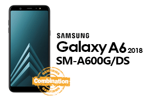 samsung a6 2018 a600g/ds combination file