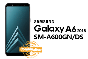 samsung a6 2018 a600gn/ds combination file