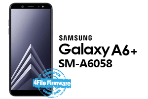 samsung a6 plus a6058 stock firmware