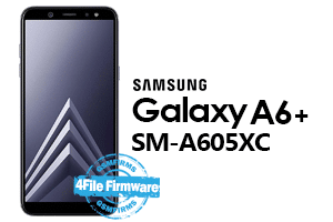 samsung a6 plus a605xc stock firmware