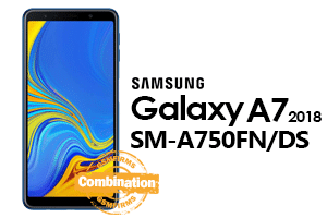samsung a7 2018 a750fn/ds combination file download
