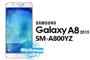 samsung a8 2015 a800yz 4file firmware