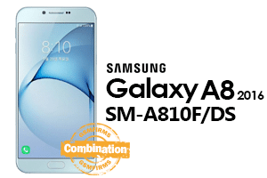 samsung a8 2016 a810f/ds combination file download