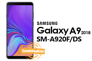 samsung a9 2018 a920f/ds combination file download