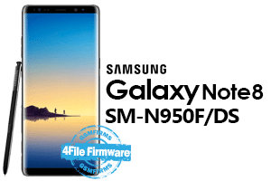 samsung note 8 n950f/ds stock firmware