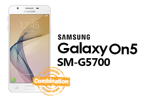 samsung on5 2016 g5700 combination file