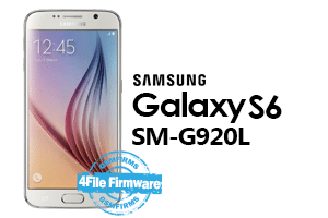 samsung S6 g920l 4 file firmware