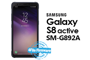 samsung s8 active g892a stock firmware