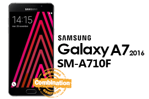 samsung a7 2016 a710f combination file