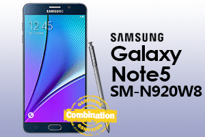 samsung note 5 n920w8 combination file download