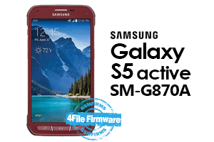 samsung s5 active g870a stock firmware