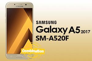 Samsung a520f combination file